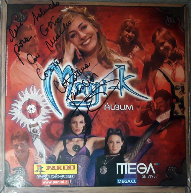 Cómic para álbum Magi-K